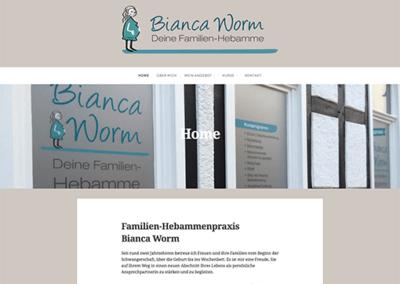 hebammenpraxis-worm.de